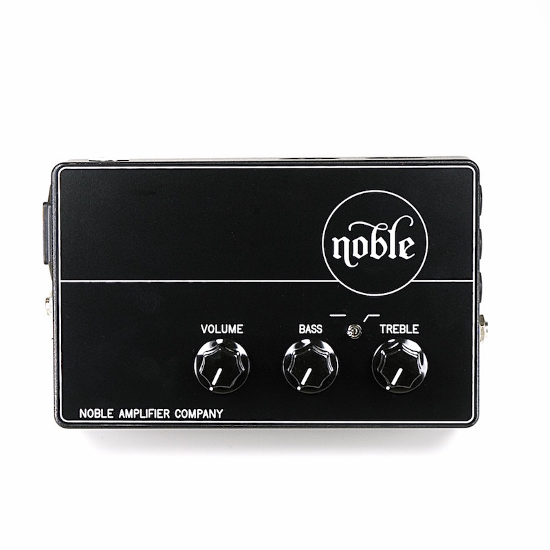 Noble Amplifier Company Dual Tube Preamp DI
