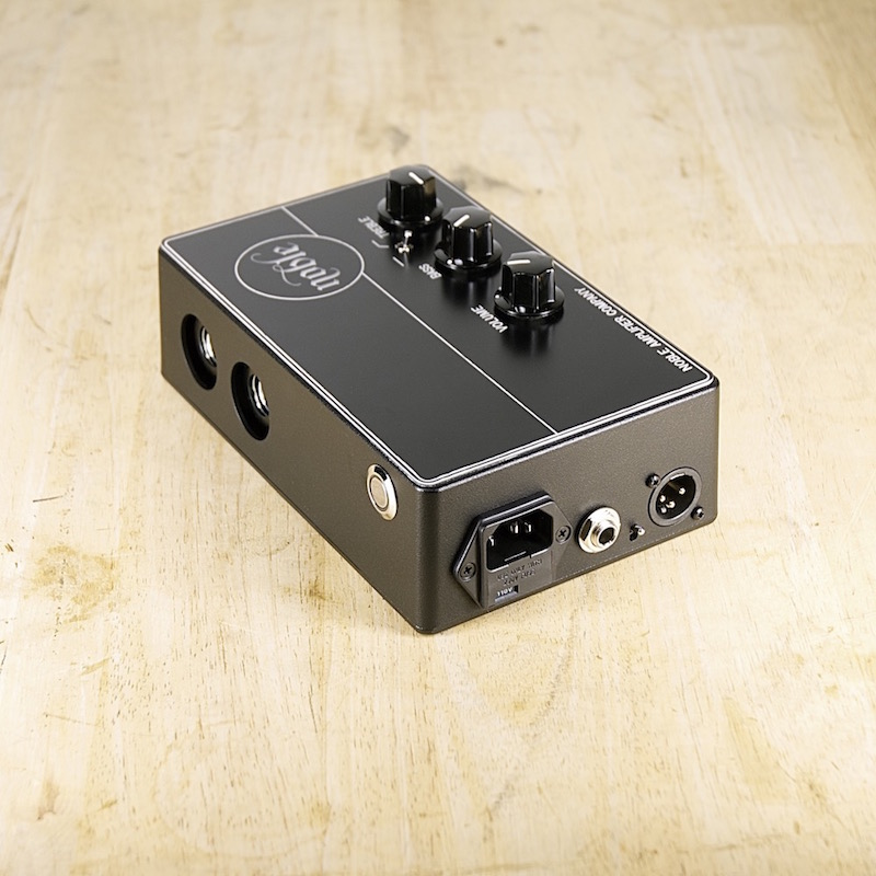 Preamps : Noble Amplifier Company